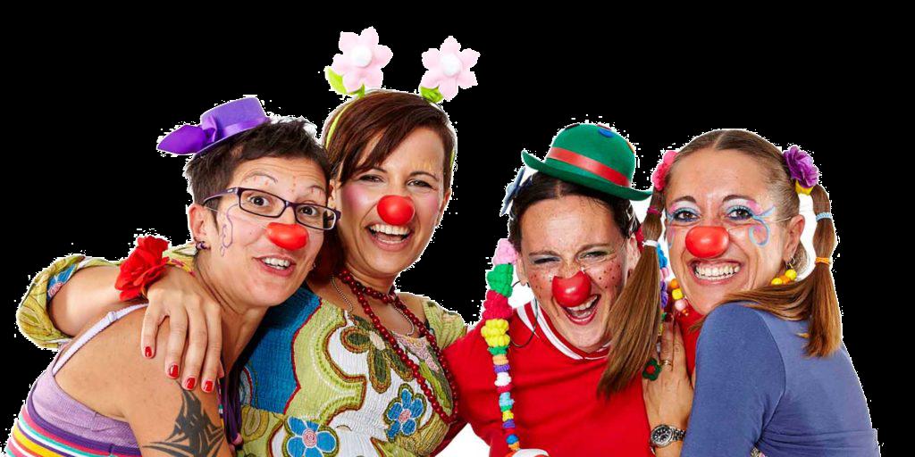 clown di corsia Torino